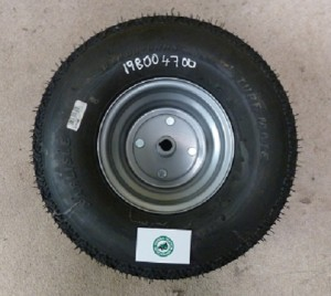 Westwood/Countax Tractor Complete Rear Turf Tyre Assy 198004700