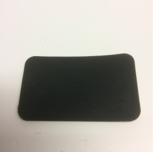 Countax Tractor Rider Rect Pedal Rubber FWD 148009600