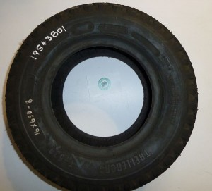 Westwood/Countax Tractor Tyre 19843801