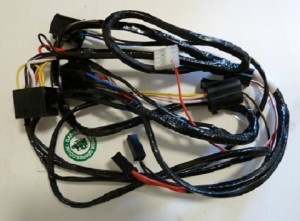 Westwood/Countax Tractor HE Wiring Loom 448001700