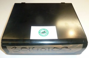 Countax Tractor Rider Battery Cover 30140100