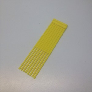 Westwood / Countax Tractor PGC Webbed Bristle 14936301
