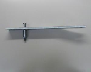 Westwood/Countax Tractor PGC R/H Link Arm 327056200