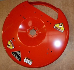 "Snapper Tractor 28"" Cutting Deck Shell 7061970YP"